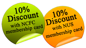 10 percent discount for Norwich City Football Club Membership and NUS card holders